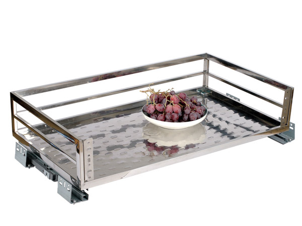 Sides SS Tube Drawer  Basket